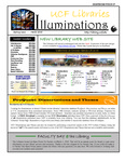 Illuminations, Spring Issue, March 2005 by UCF Libraries