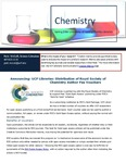 The Subject Librarian Newsletter, Chemistry, Spring 2014
