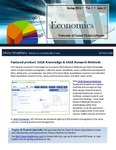 The Subject Librarian Newsletter, Economics, Spring 2014