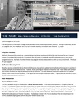 The Subject Librarian Newsletter, Education and Human Performance, Spring 2014