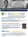 The Subject Librarian Newsletter, Engineering and Computer Science, Spring 2014