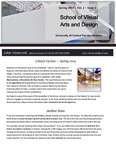 The Subject Librarian Newsletter, Visual Arts and Design, Spring 2014