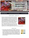 The Subject Librarian Newsletter, Visual Arts and Design, Spring 2015 by John Venecek