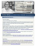 The Subject Librarian Newsletter, Women's Studies, Spring 2015