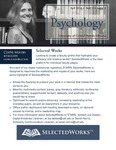 The Subject Librarian Newsletter, Psychology, Fall 2016 by Carrie Moran