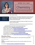 The Subject Librarian Newsletter, Chemistry, Fall 2016 by Sandy Avila