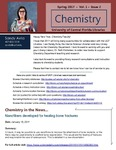 The Subject Librarian Newsletter, Chemistry, Spring 2017