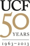 UCF 50 Years 1963 - 2013, Exhibit Icon by Kelly Robinson