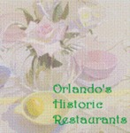 Orlando's Historic Restaurants, Exhibit Icon