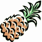 The Pineapple: The Princess of Fruit and the Symbol of Hospitality, Exhibit Icon