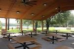 Lake Claire, pavillion