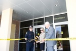 Police Station, Ribbon cutting