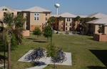 Academic Village, courtyard