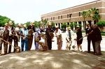Burnett Honors College, groundbreaking