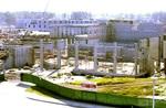 Recreation and Wellness Center, construction