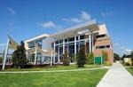 University Center, Valencia West, entrance