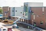 Performing Arts Center, construction