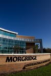 Morgridge International Reading Center, sign