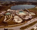 Aerial View of Wet'n Wild.