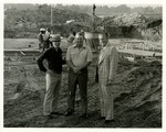 George Millay at Construction site in Wet'n Wild Orlando.