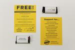 STARS Gift Bag Free Card and STARS Bar by Digital Initiatives and Ariel Ramjass-Chotoo