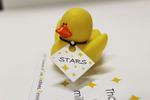 STARS Million Celebration Duck_03 by Digital Initiatives and Ariel Ramjass-Chotoo