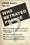 Who betrayed France ?