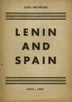 Lenin and Spain