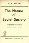 The nature of Soviet society: Productive forces and relations of production in the U. S. S. R