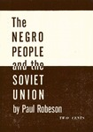 The Negro people and the Soviet Union
