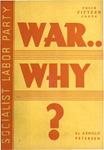 War, why?