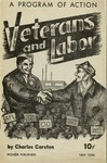Veterans and labor