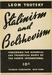 Stalinism and bolshevism: Concerning the historical and theoretical roots of the Fourth International
