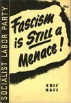 Fascism is still a menace
