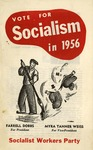 Vote for socialism in 1956