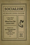 Socialism: A paper read before the Albany Press Club