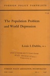 The population problem and world depression