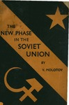 The New phase in the Soviet Union: Report to the enlarged Presidium of the Executive Committee of the Communist International, February 25, 1930