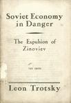 Soviet economy in danger: The expulsion of Zinoviev