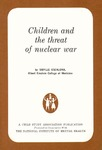 Children and the threat of nuclear war