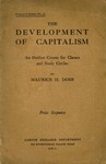 The development of capitalism