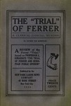 The trial of Ferrer: A clerical-judicial murder