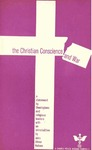 The Christian conscience and war: A statement by Church Peace Mission Commission on Christian Conscience and War