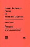Economic development, planning, and international cooperation