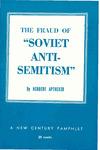 The fraud of Soviet anti-Semitism
