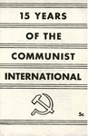 15 years of the Communist International