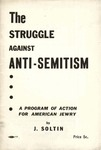 The struggle against anti-semitism: A program of action for American Jewry