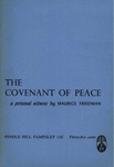 The covenant of peace: A personal witness