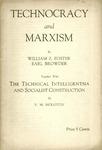 Technocracy and Marxism