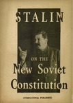 Stalin on the new Soviet constitution